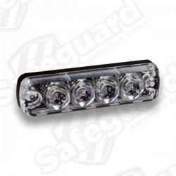 RECT-14LS  - Dual Channel Mini LED warning light
