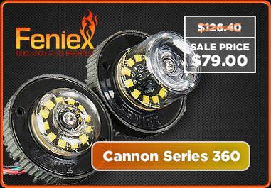Feniex - F -Cannon Series 360